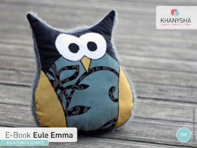 Eulenkissen Emma (E-Book)