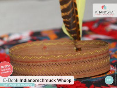 Indianerschmuck Whoop (Freebook)
