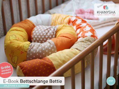 Bettschlange Bettie (E-Book)