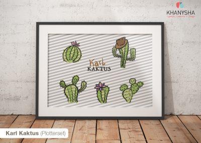 Karl Kaktus (Plotterdatei)