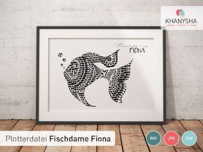 Fischdame Fiona